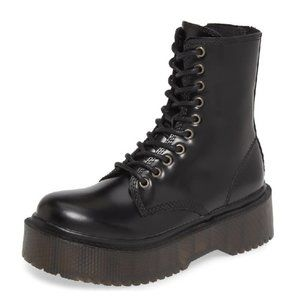 Jeffrey Campbell Sopas Lugged Platform Boot